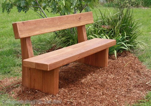 Solid Timber Outdoor Furniture Manufacturers Timber Bench Seats